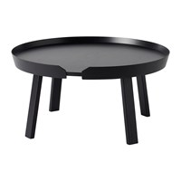Muuto Around Coffee Table Black