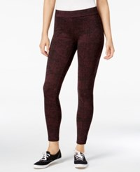 Styleandco. Style Co. Petite Printed Leggings Only At Macy's Mixed Marled