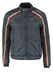 Petrol Industries Light Jacket Black Navy Dark Blue