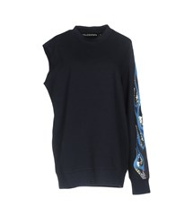 Fap Filles A Papa Sweatshirts Dark Blue