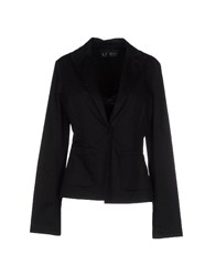 Armani Jeans Suits And Jackets Blazers Women Black