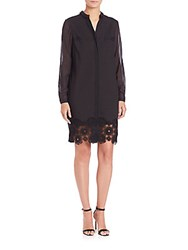 Elie Tahari Vega Dress Black