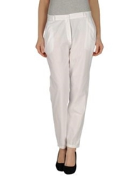 Swildens Casual Pants White