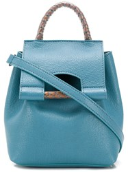 Corto Moltedo Mini Priscilla Backpack Blue