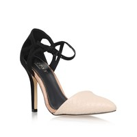 Lipsy Anjelica High Heel Court Shoes Black