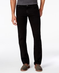 Ring Of Fire Men's Straight Fit Control Jeans Black Paradise