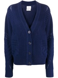 Barrie Cable Knit Cardigan 60