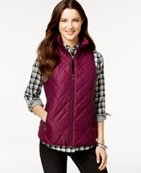 G.H. Bass And Co. Packable Quilted Vest