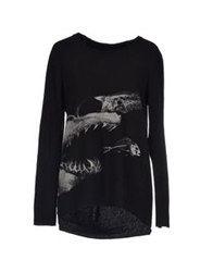 Bad Spirit Sweaters Black