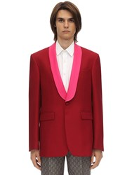 Gucci Techno Jacket Red