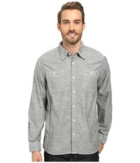Mountain Khakis Chambray Long Sleeve Shirt Rainforest Men's Clothing Brown