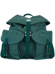 N 21 No21 Cargo Backpack Green