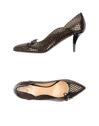 O Jour Pumps Black