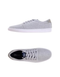 Wesc Low Tops And Trainers Light Grey