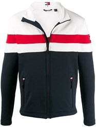 Rossignol Colour Block Zipped Sweatshirt 60