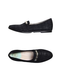 New Kid Loafers Black