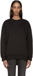 Earnest Sewn Black Cara Sweatshirt