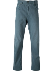 Rag And Bone Rag And Bone Washed Chinos Blue