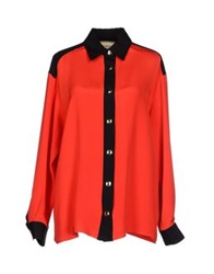 Fausto Puglisi Shirts Red