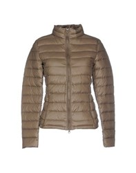 Aniye By Coats And Jackets Down Jackets Women Grey