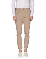 Gaudi' Trousers Casual Trousers Men Sand