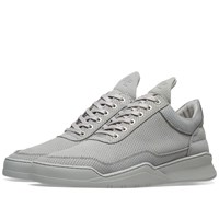 Filling Pieces Low Top Ghost Microlane Sneaker Grey