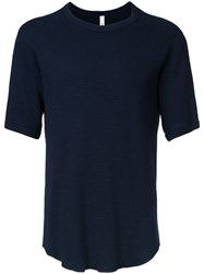 Attachment Classic T Shirt Blue