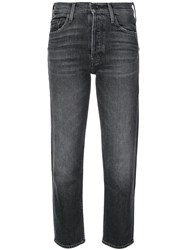 Mother Classim Slim Fit Jeans Blue