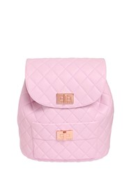 Designinverso Tokyo Quilted Pvc Backpack