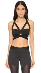 Michi Stealth Bra Black