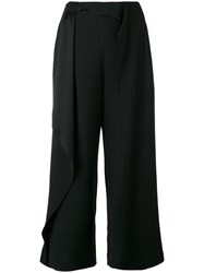 Chalayan Scarf Trousers Black
