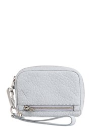 Alexander Wang Pebbled Leather Mini Clutch