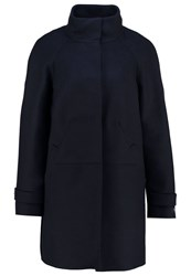 Part Two Ellery Classic Coat Night Sky Dark Blue