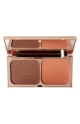 Charlotte Tilbury 'Filmstar Bronze And Glow' Medium To Dark Face Sculpt And Highlight No Color