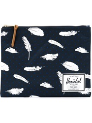 Herschel Supply Co. 'Carter' Clutch Blue