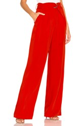 Lovers Friends Lida Pants Red