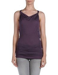 Fairly Topwear Tops Women Mauve