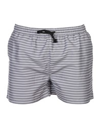 Suit Swim Trunks Grey