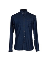 Billtornade Denim Shirts Blue