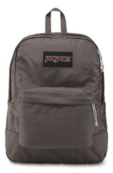 Jansport Black Label Superbreak Backpack Grey Grey Horizon
