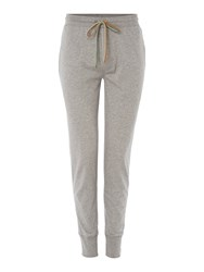Paul Smith Jersey Cuffed Loungewear Trousers Grey