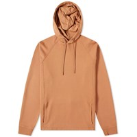 Folk Rivet Hoody Brown