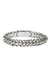 Vitaly Men's Maile Bracelet Stainless Steel