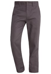 Brixton Chinos Charcoal Dark Grey