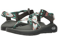 Chaco Z Cloud Feathered Night Women's Sandals White