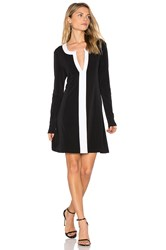 Bcbgeneration City Dress Black And White