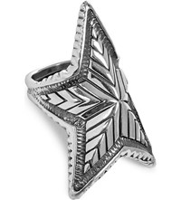 Cody Sanderson Deep Star Sterling Silver Ring