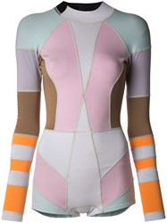 Cynthia Rowley Kalleigh 2.0 Wetsuit Pink