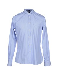 B More Shirts Shirts Men Azure