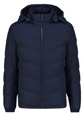 Boss Orange Owillem Down Jacket Dark Blue